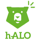 H-alo Logo